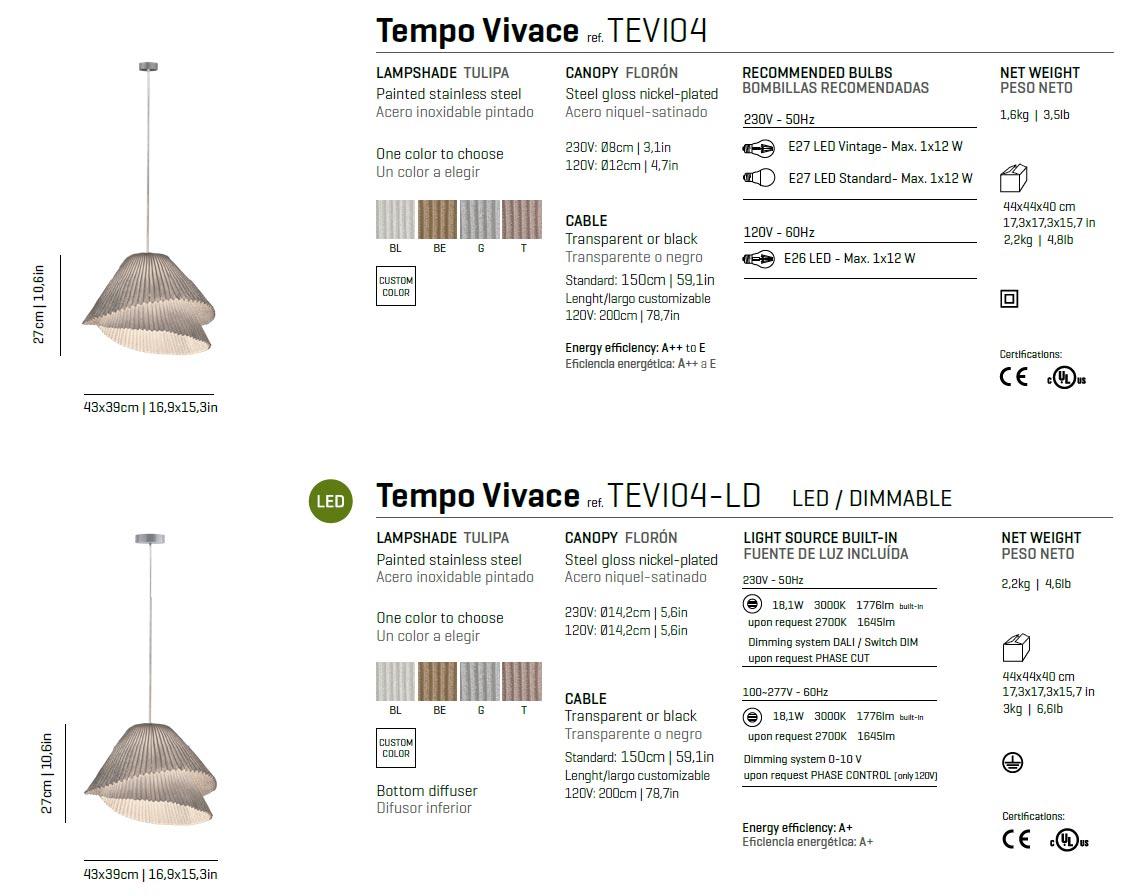 Arturo Alvarez Tempo Vivace Tech
