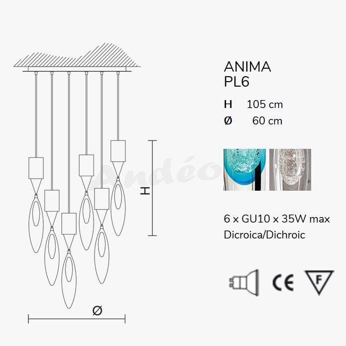 Masiero Anima PL6 tech