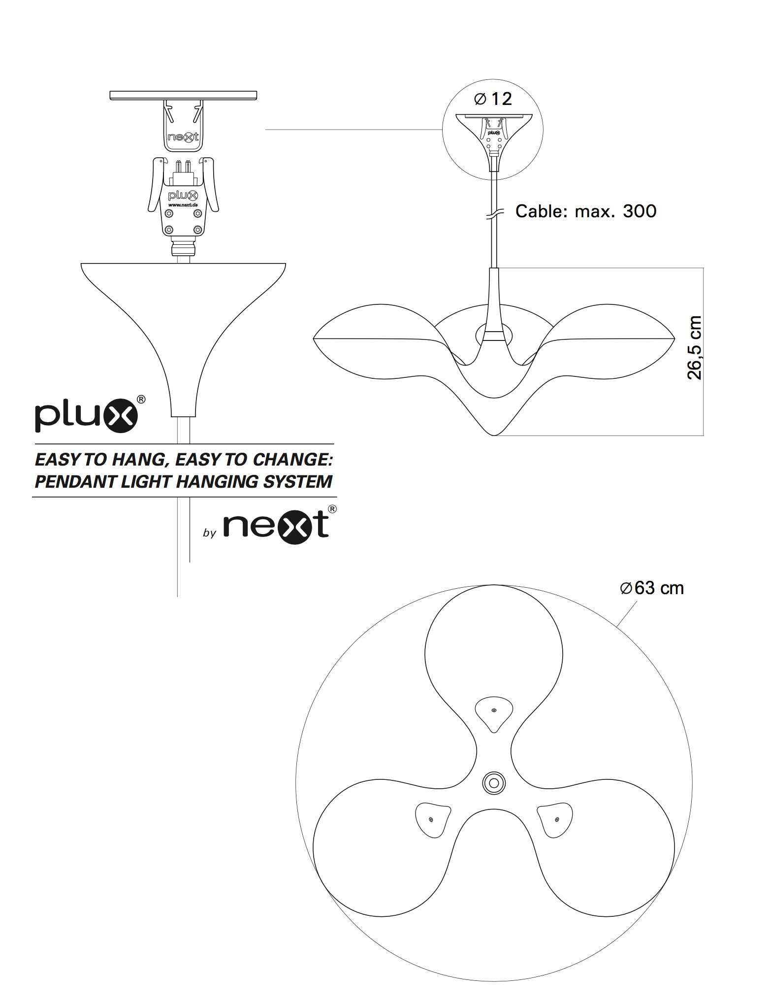 Next Enterprise Pendant Tech